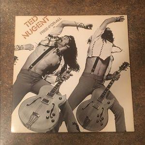 """Ted Nugent 12"""" Vinyl LP Album"""